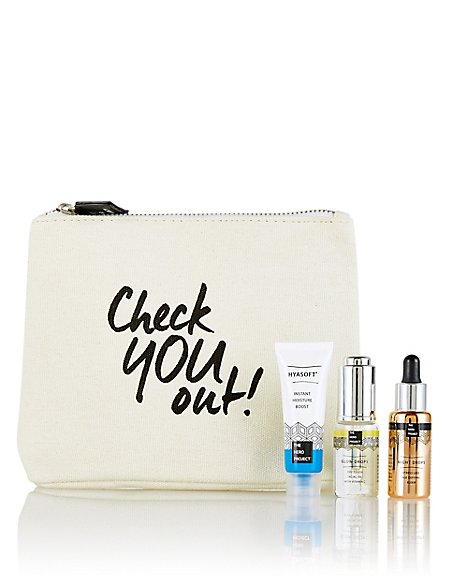 Check You Out Minis Bag