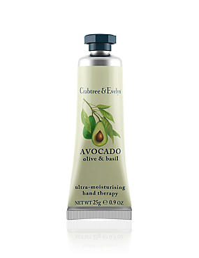 Avocado Olive & Basil Hand Therapy 25g