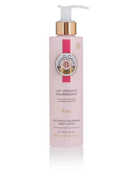 Rose Moisturising Body Lotion 200ml