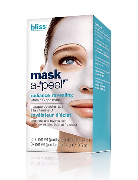 Mask a-'peel' Radiance Revealing Rubberizing Mask