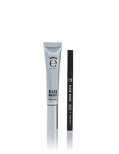 Black Magic Mascara & Liquid Eyeliner