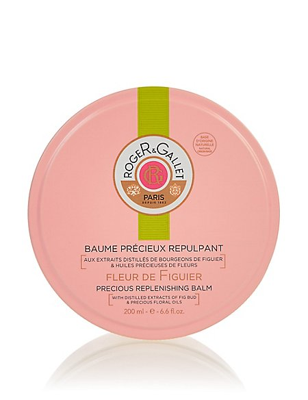 Precious Replenishing Fleur de Figuier Body Balm 200ml