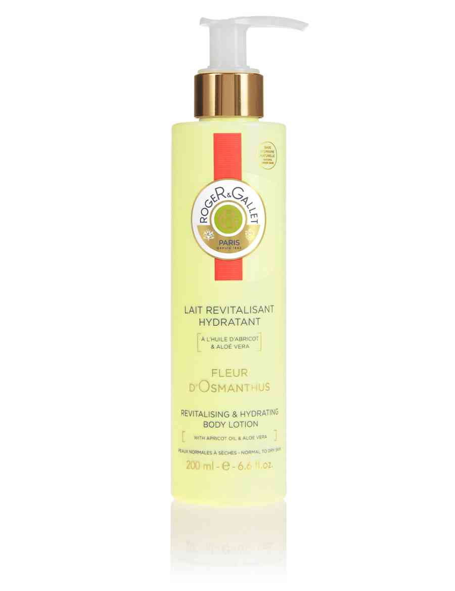 Fleur D Osmanthus Sorbet Body Lotion 200ml Roger Gallet M S