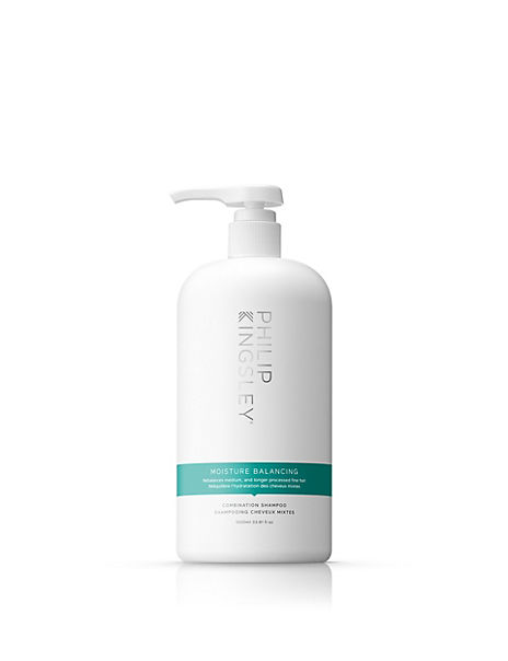 1 Litre Moisture Balancing Shampoo - *Save 40% per ml