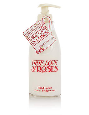 True Love & Roses Hand Lotion 300ml