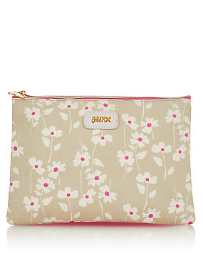 Amy Sage Floral 3 in 1 Makeup Wallet