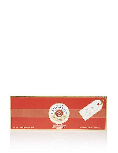 Jean-Marie Farina Soap Gift Set
