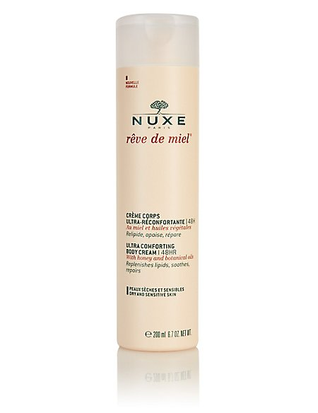 Reve De Miel - Ultra Comforting Body Cream (New formula) 200ml