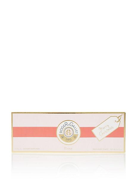Rose Soap Gift Set 3 x 100g