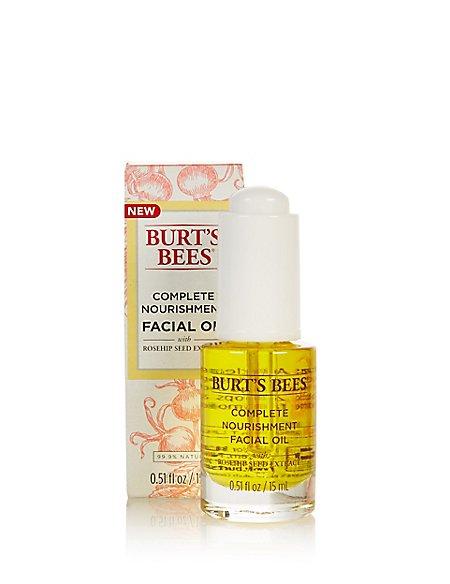Complete Nourishment Facial Oil 15ml