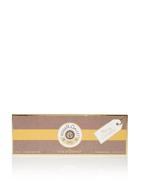 Bois d'Orange Soap Gift Set