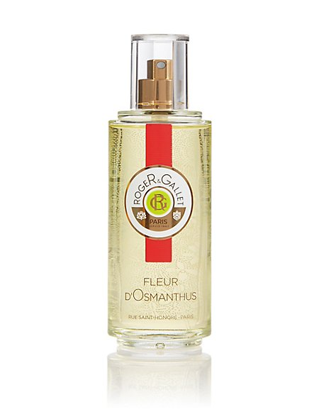 Fleur D Osmanthus Eau Fraiche Spray 100ml Roger Gallet M S