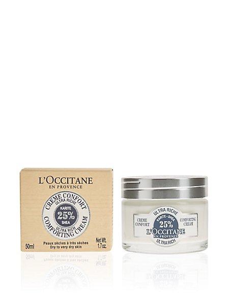 Shea Butter Ultra Rich Face Cream 50ml