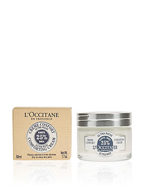 Shea Butter Ultra Rich Face Cream 50ml