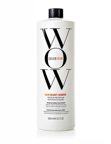 1 Litre Large Color Security Shampoo - *Save 27% per ml