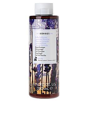 Lavender Blossom Body Shower Gel 250ml
