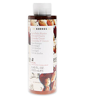 Almond Cherry Shower Gel 250ml