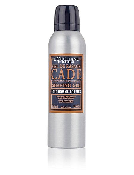 Cade Shaving Gel 150ml