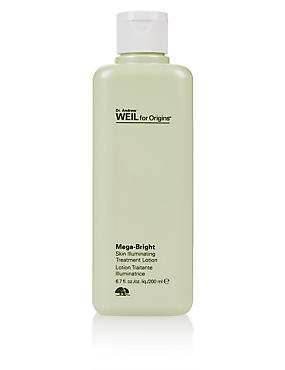 Dr. Andrew Weil Mega-Bright Skin Illuminating Treatment Lotion 200ml