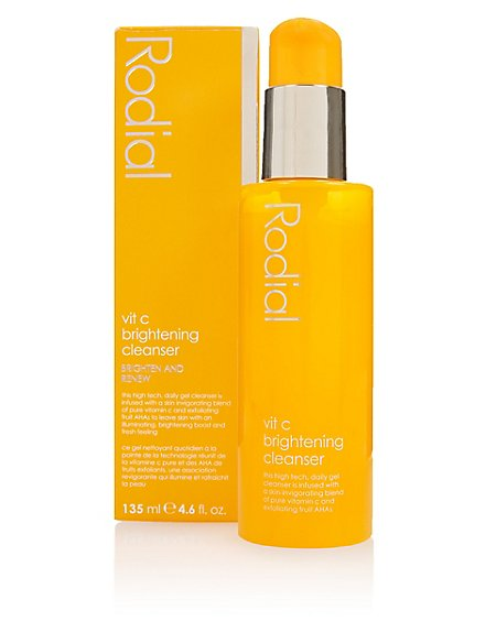 Vitamin C Brightening Cleanser 135ml
