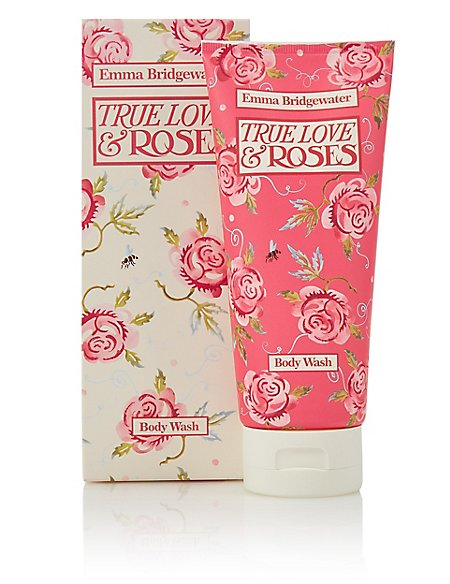 True Love & Roses Body Wash 200ml
