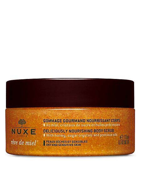 Reve de Miel Deliciously Nourishing Body Scrub 175ml