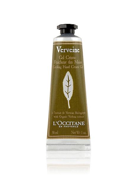 Verbena Cooling Hand Cream Gel 30ml