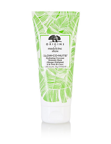 Glow-Co-Nuts™ Hydrating Coconut Moisture Mask 100ml