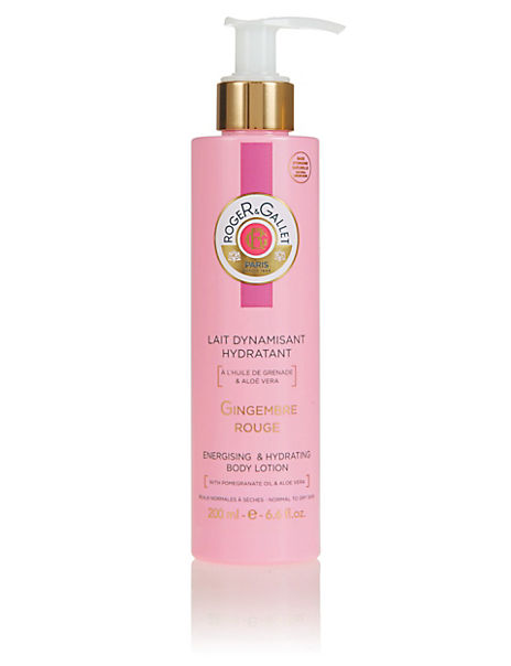 Gingembre Rouge Body Lotion 200ml