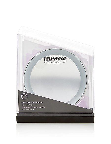 LED 15X Mini Mirror