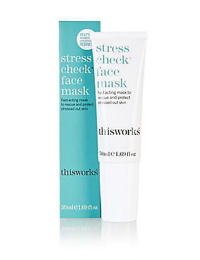Stress Check Face Mask 50ml