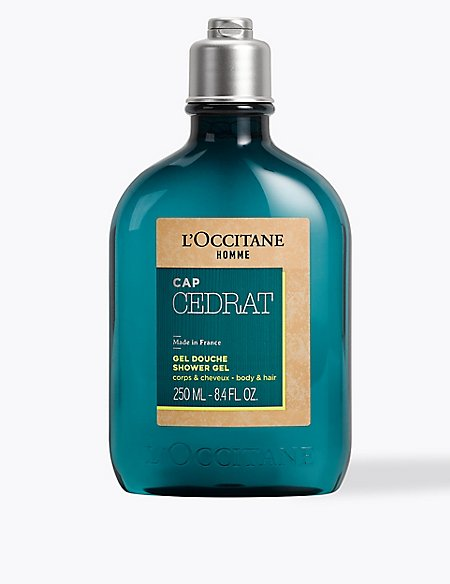 Cédrat L'Homme Shower Gel 250ml