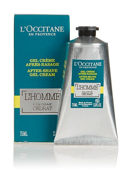 Cedrat L'Homme After-Shave Gel Cream 75ml