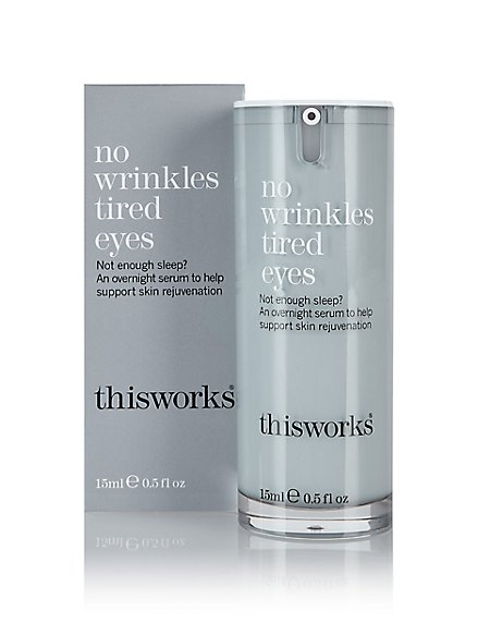 No Wrinkles Tired Eyes 15ml