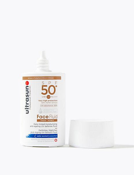 Tinted Face Fluid SPF 50+ 40ml