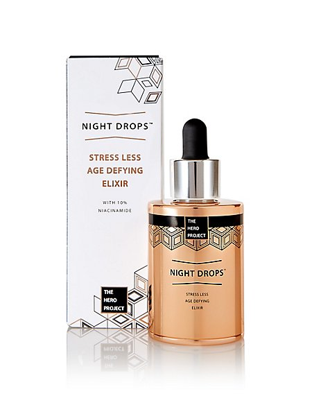 Night Drops™ Stress Less Age Defying Elixir 30ml