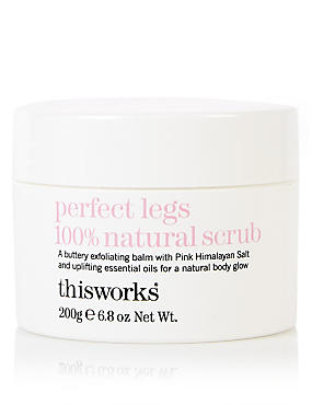 Perfect Legs 100% Natural Scrub 200g