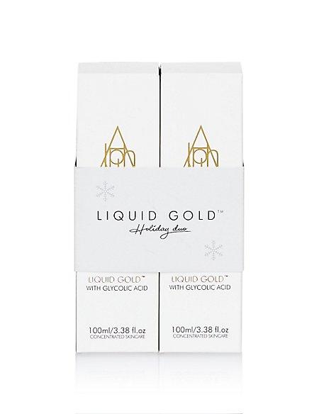 Liquid Gold Holiday Duo