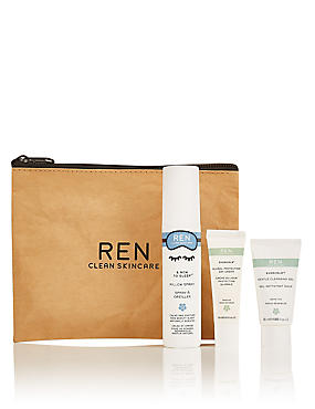 Free Gift* Overnight Clean Skincare Kit