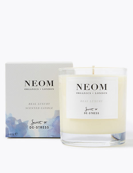 Real Luxury Candle (1 wick) 185g