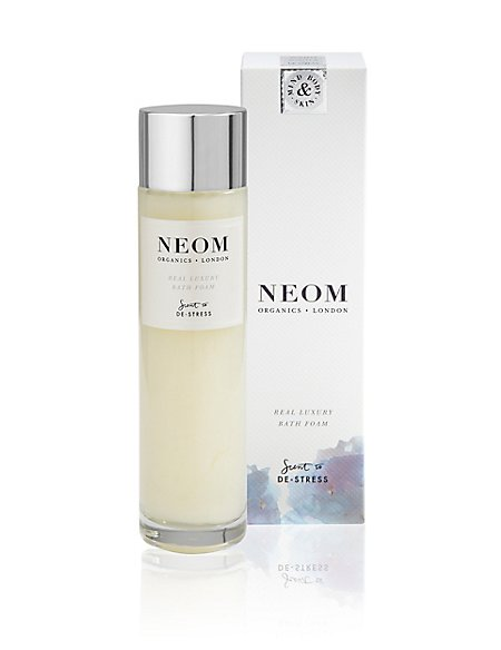 Real Luxury Bath Foam 200ml