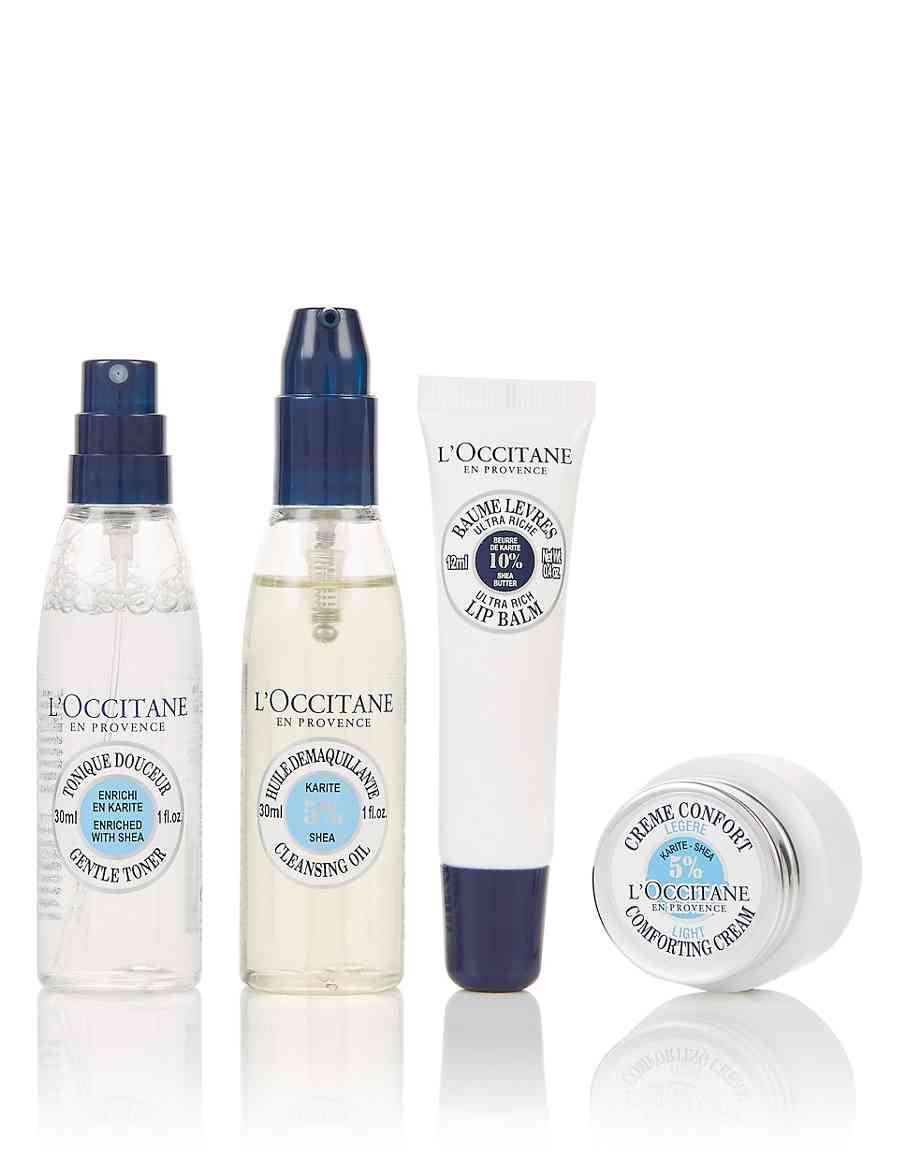 l occitane skin care