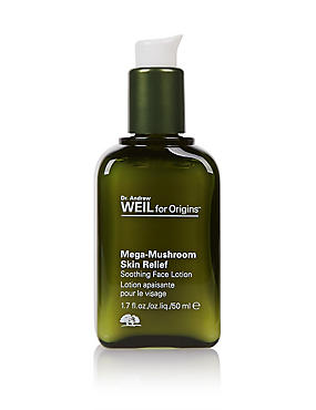 Dr. Andrew Weil Mega-Mushroom Skin Relief Soothing Face Lotion 50ml