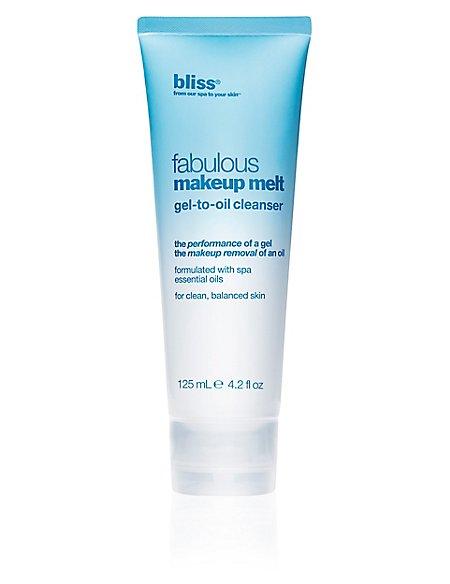 Fabulous Make-Up Melt Gel-To-Oil Cleanser 125ml