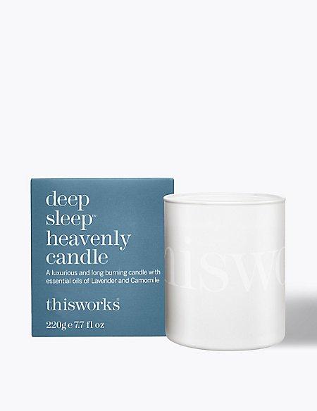 Deep Sleep Heavenly Candle 220g