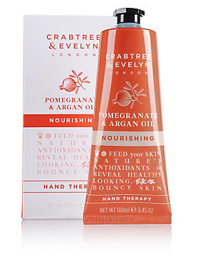 Pomegranate & Argan Oil Hand Therapy 100ml