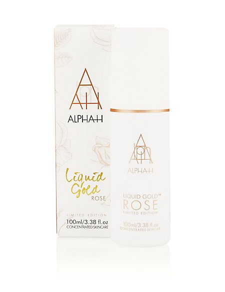 Liquid Gold Rose 100ml