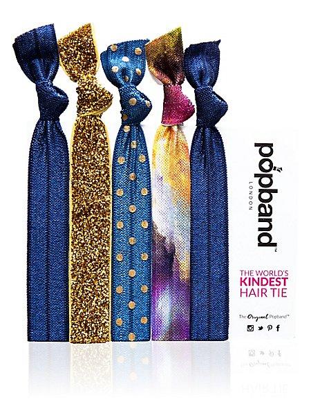 Stardust Multi Pack of Hair Ties