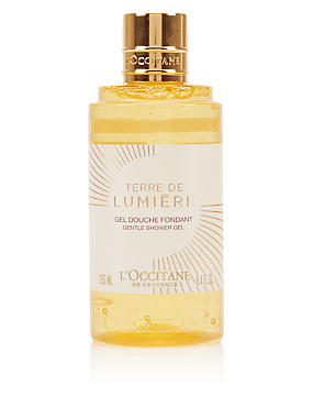 Terre De Lumiere Gentle Shower Gel 250ml