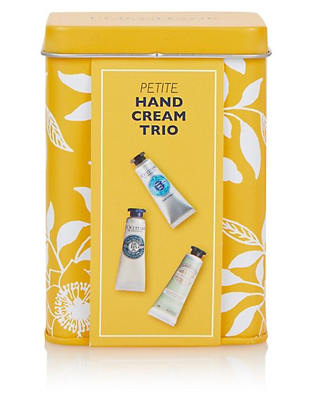 Petite Hand Cream Trio